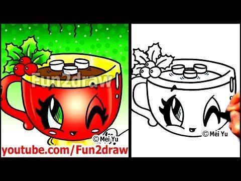 Drawn chocolate kawaii Draw 2 How  +
