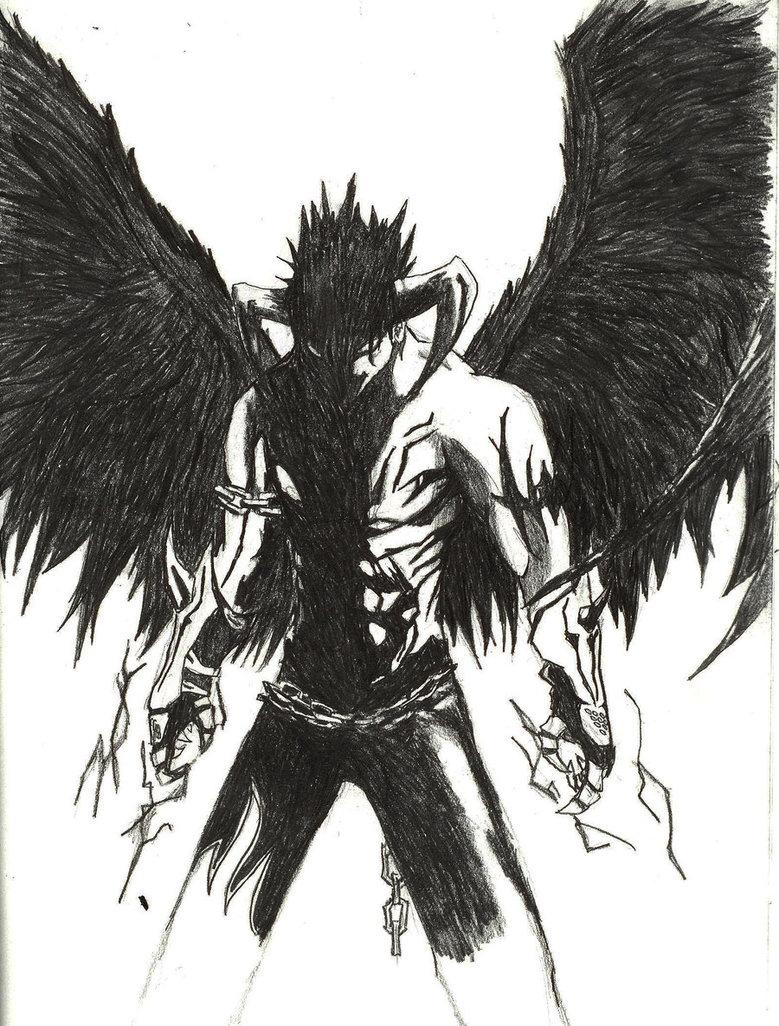Drawn devil DeviantArt Jin hmonger95 hmonger95 on