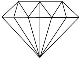 Drawn diamonds Search drawing diamond drawing Diamond