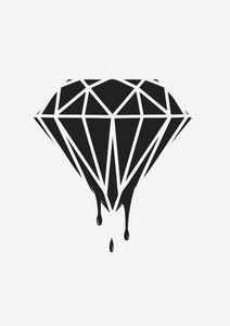 Drawn diamonds Image drawing Drawing Tumblr Diamond
