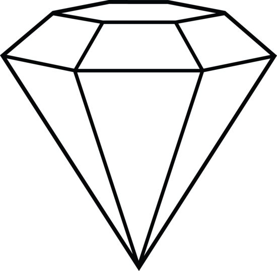 Crystals clipart diamond Best Pinterest on ideas 20+