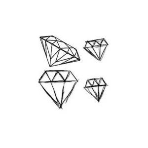 Drawn diamonds Diamonds and Photobucket images Diamonds