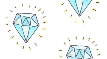Drawn diamonds Tumblr Themes Bright Drawn Diamond