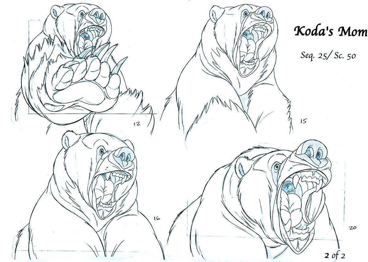 Drawn polar  bear disney Art wild black references Anatomy