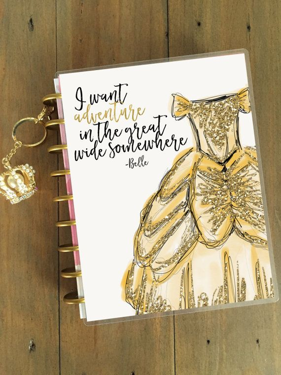 Drawn quote disney ❤ Disney Inspired Style Accessories
