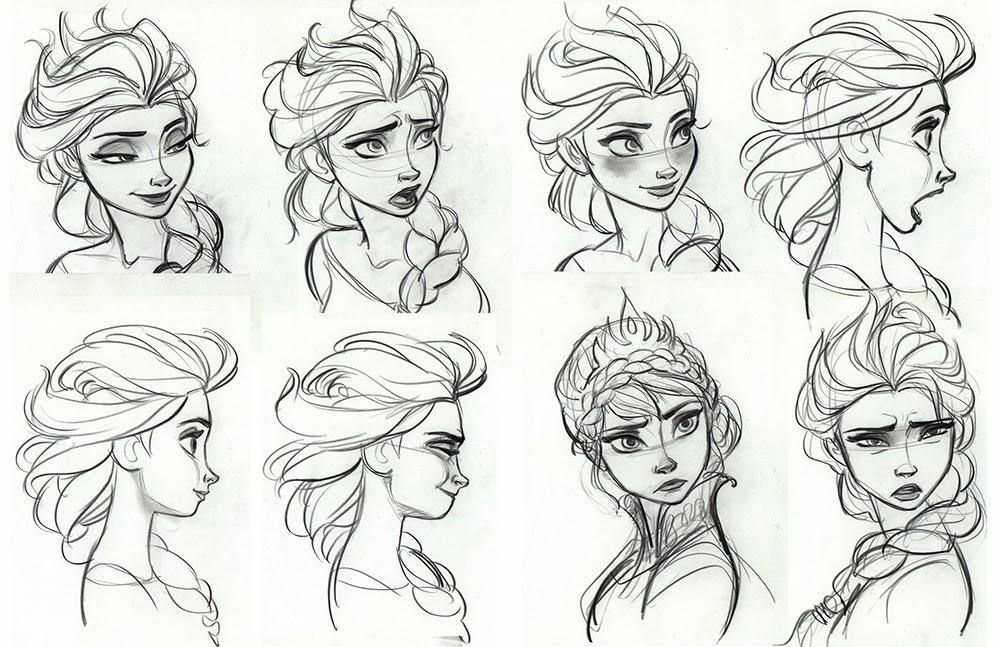 Drawn expression Pinterest This! Disney Frozen