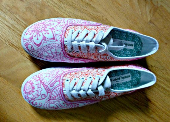 Drawn converse pimped On Drawing Canvas $40 Pinterest