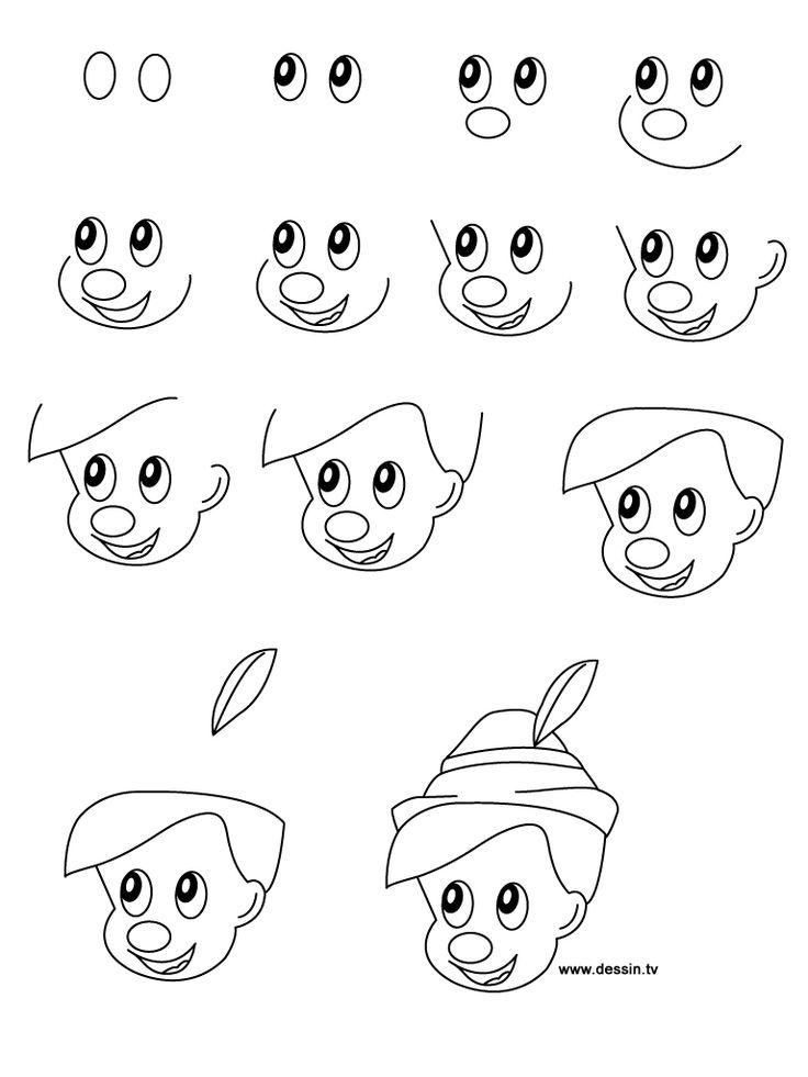 Drawn tv How How Draw Disney learn