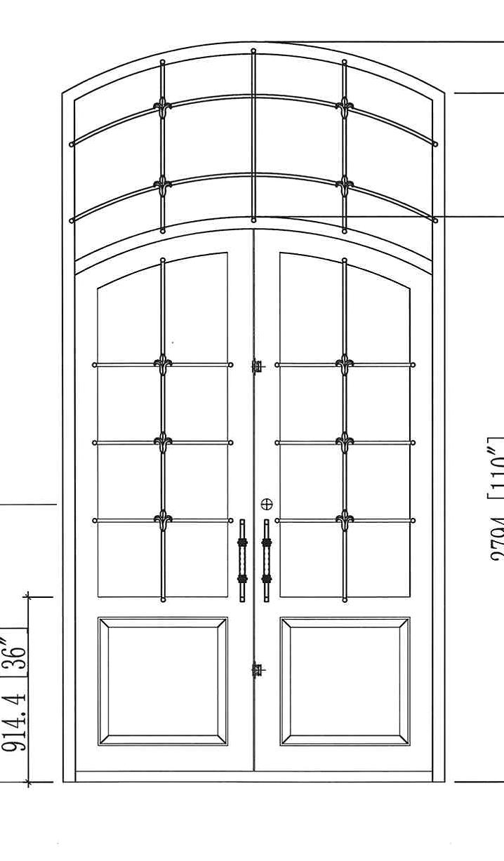 Drawn doorway Drawing New Door Drawing Door
