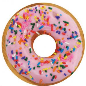 Drawn doughnut Doughnut com Doughnut jpg 300x300
