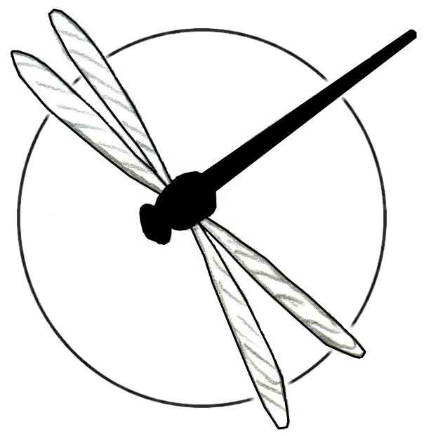 Simple clipart dragonfly Clip Simple on Free Drawing