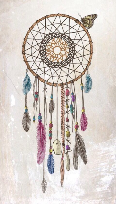 Drawn dreamcatcher Dream } catcher drawing 25+