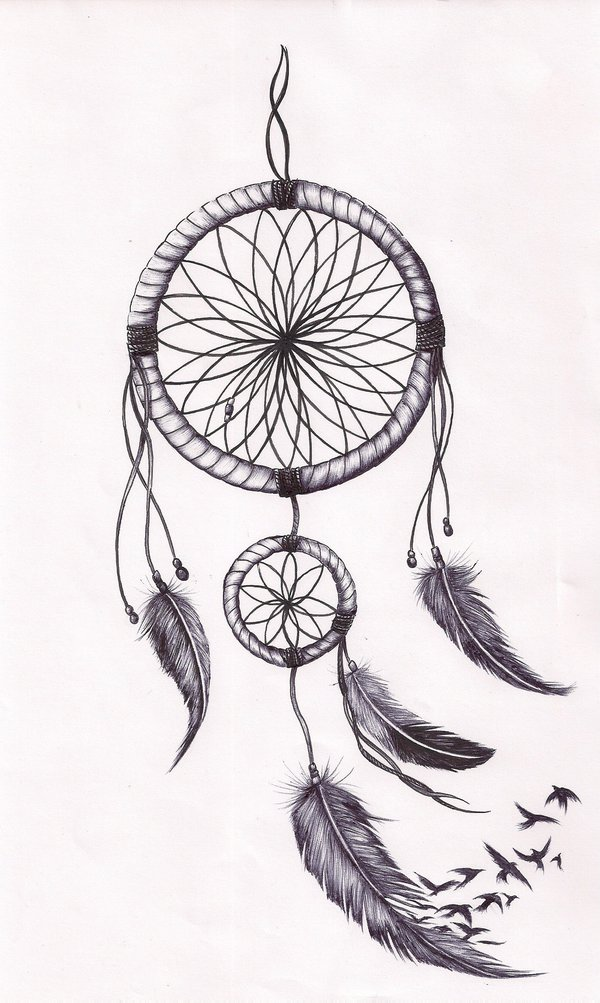 Drawn dreamcatcher Dream Dreamcatcher by @deviantART mmpninja