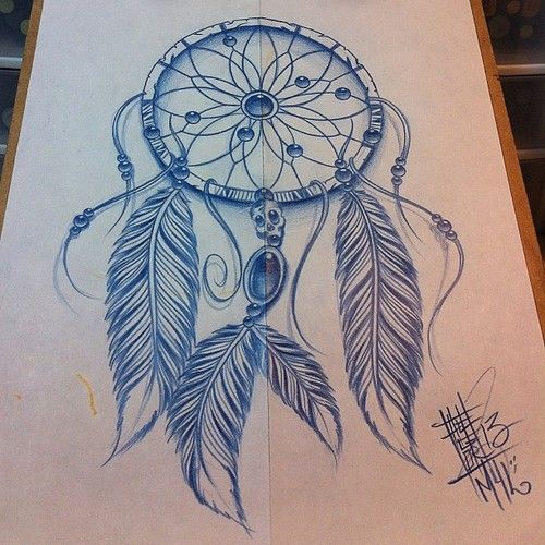 Drawn dreamcatcher Dreamcatcher Google catcher Search 25+