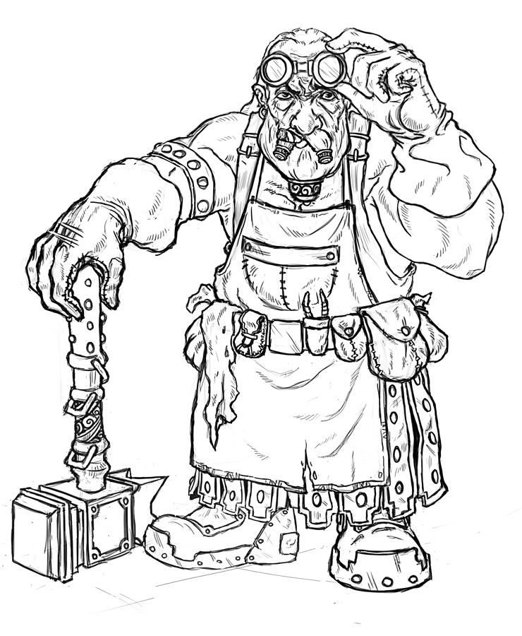Drawn dwarf Craftsman Craftsman jpg File:Dwarf Waypoint