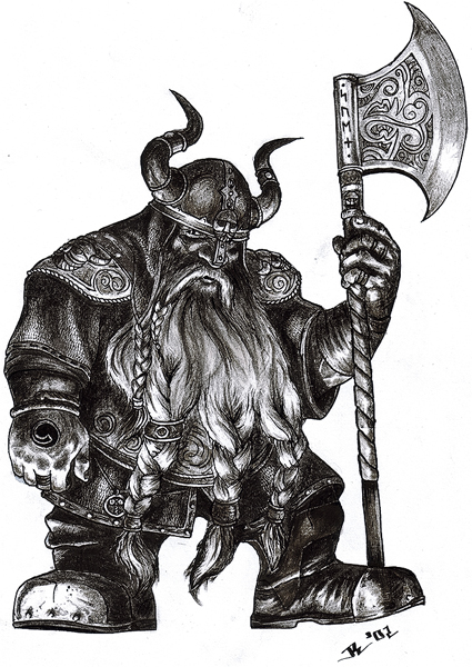 Drawn dwarf Roblfc1892 dwarf warhammer dwarf DeviantArt