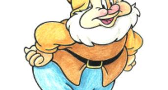 Drawn dwarf drawing Bashful (with Dwarfs Pictures) to