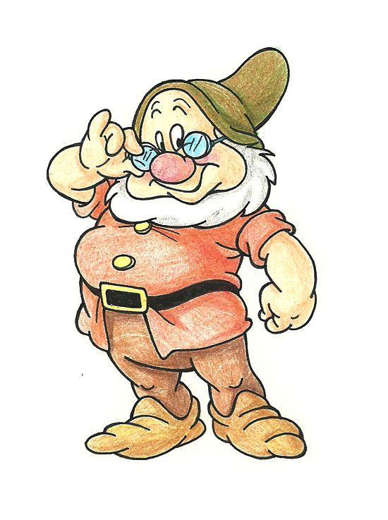 Drawn dwarf drawing To Dwarfs best Draw the