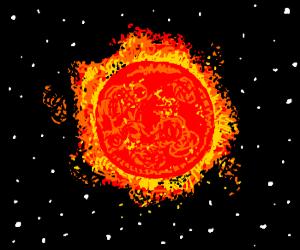 Drawn dwarf space By Dwarf Red elkay) (drawing