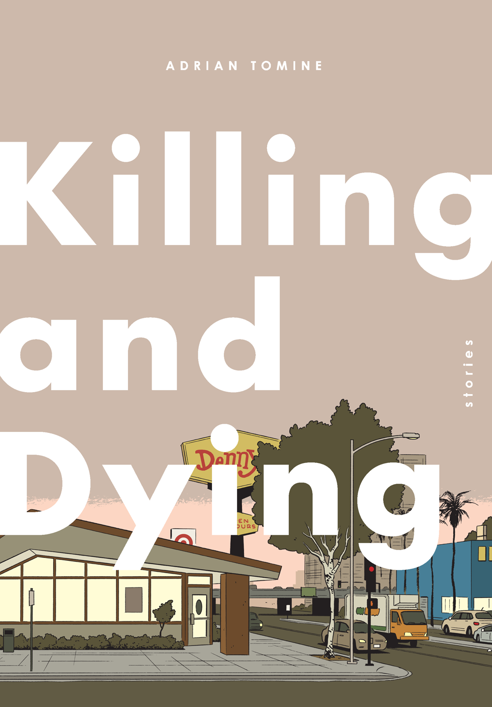 Drawn dying Adrian publish AND  &