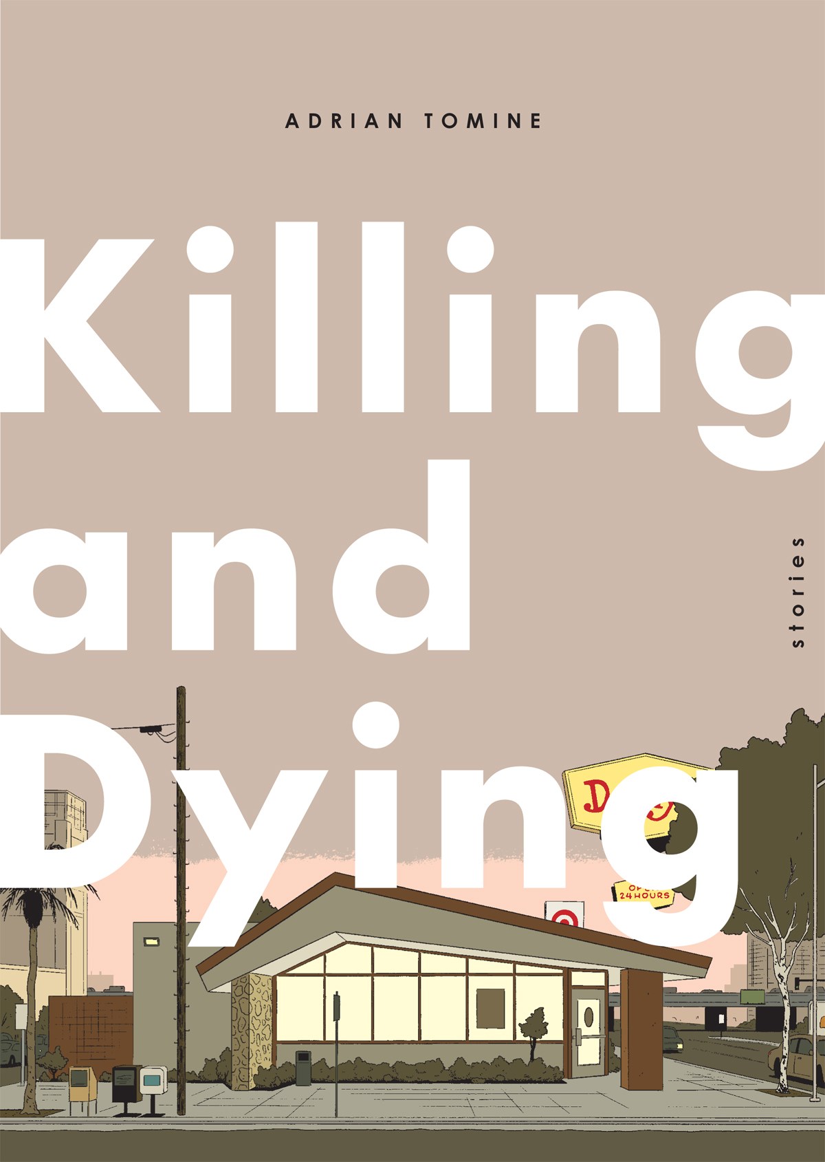 Drawn dying Tomine Adrian With Killing Quarterly