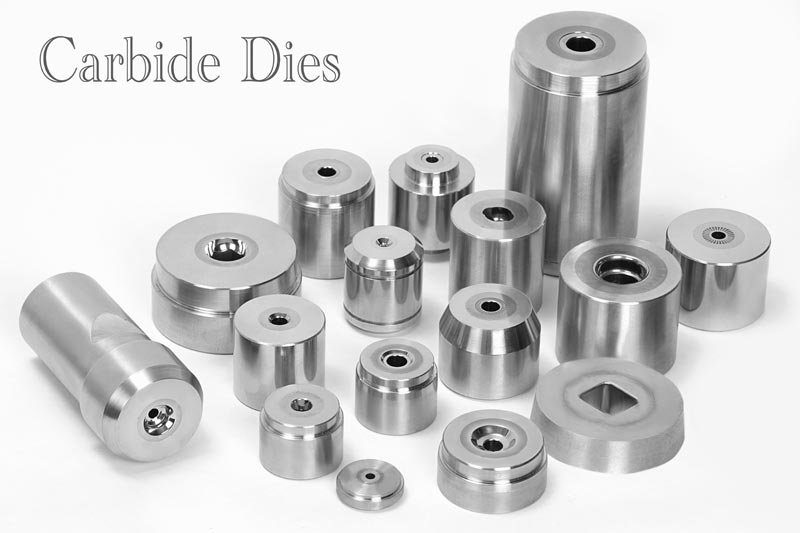 Drawn dying carbide & India Dies From Manufacturer