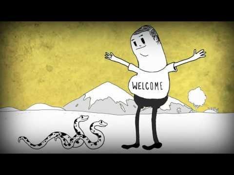 Drawn earth Animated MAN Cutts  MAN