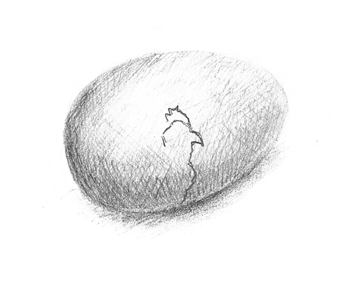 Drawn egg Drawn am you IF