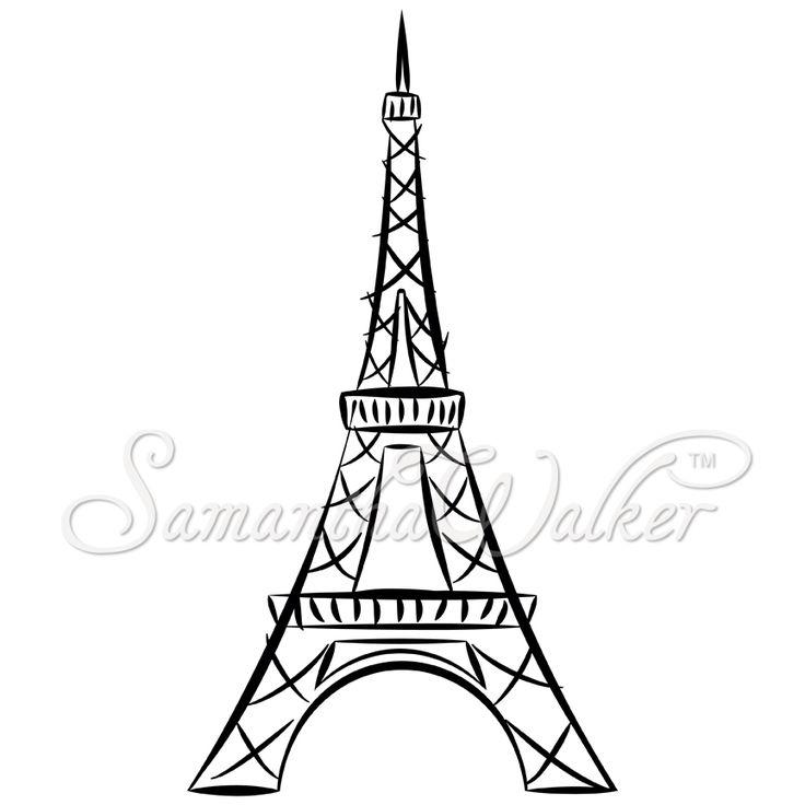 Drawn eiffel tower Pinterest make 25+ easy will