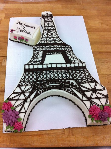 Drawn cake eiffel tower 25+ Pinterest cake on Search