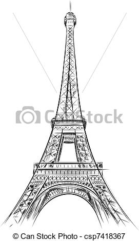 Tower clipart drawing #13