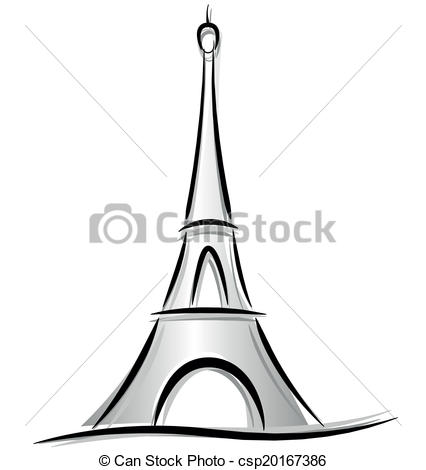 Tower clipart drawing #8