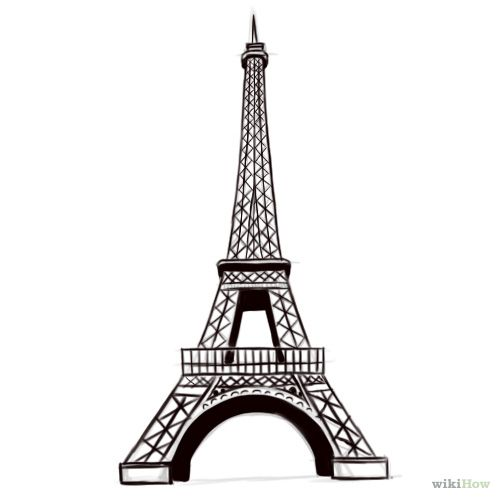 Tower clipart drawing #11