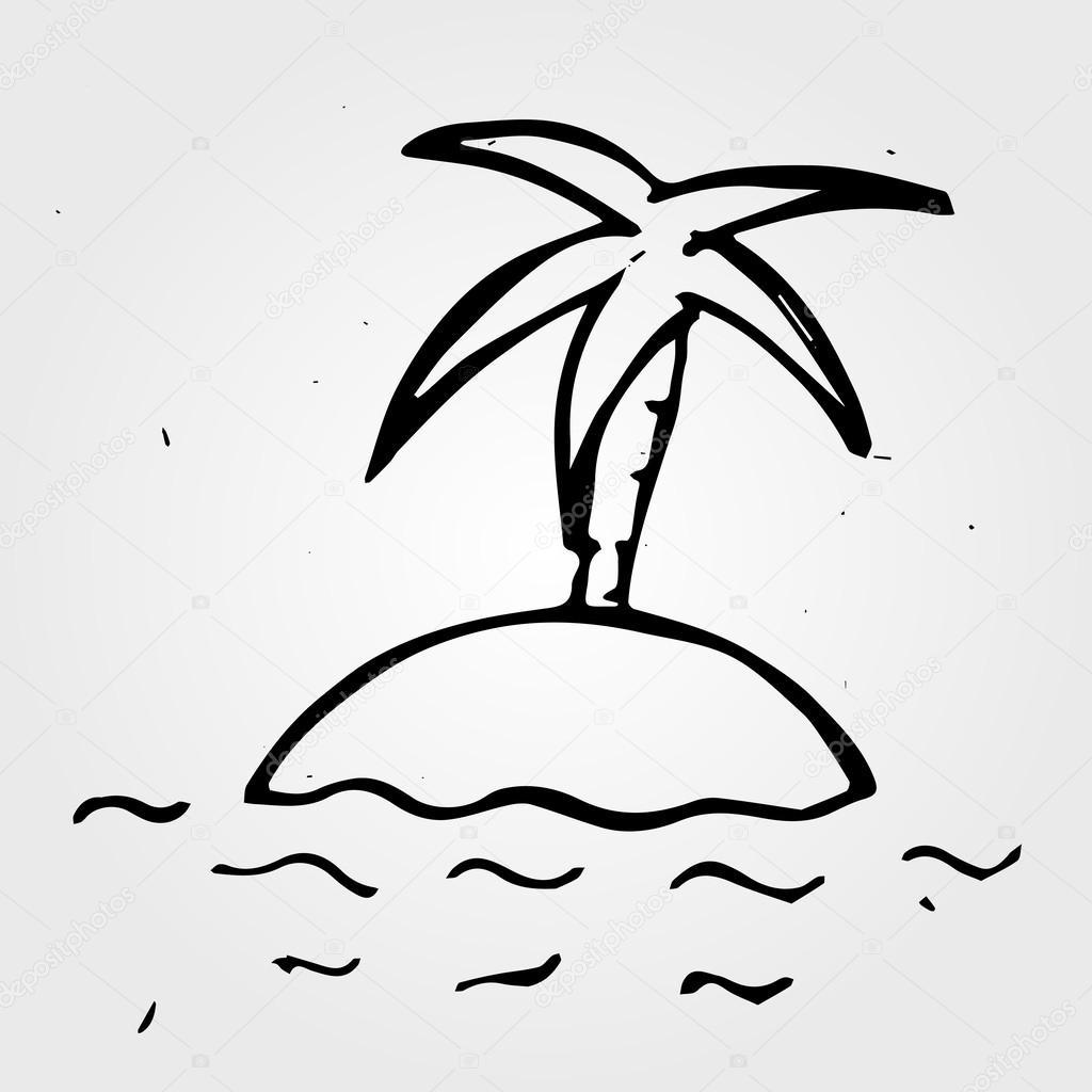 Drawn eiland #6