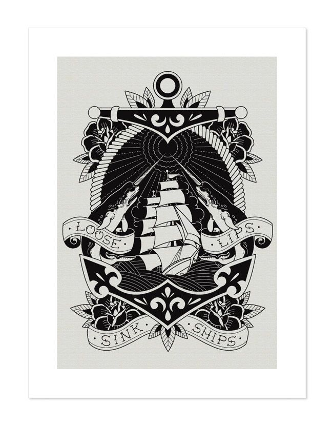 Drawn eiland black and white Neo best Loose Pinterest 71