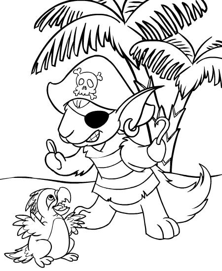 Drawn eiland black and white Pens want! Print even Neopets