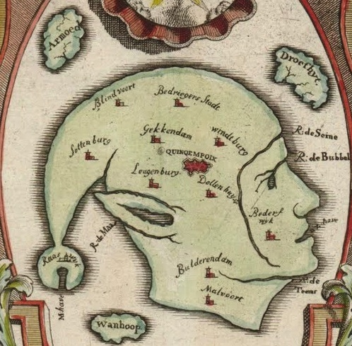 Drawn eiland imaginary About The Fool's images Map