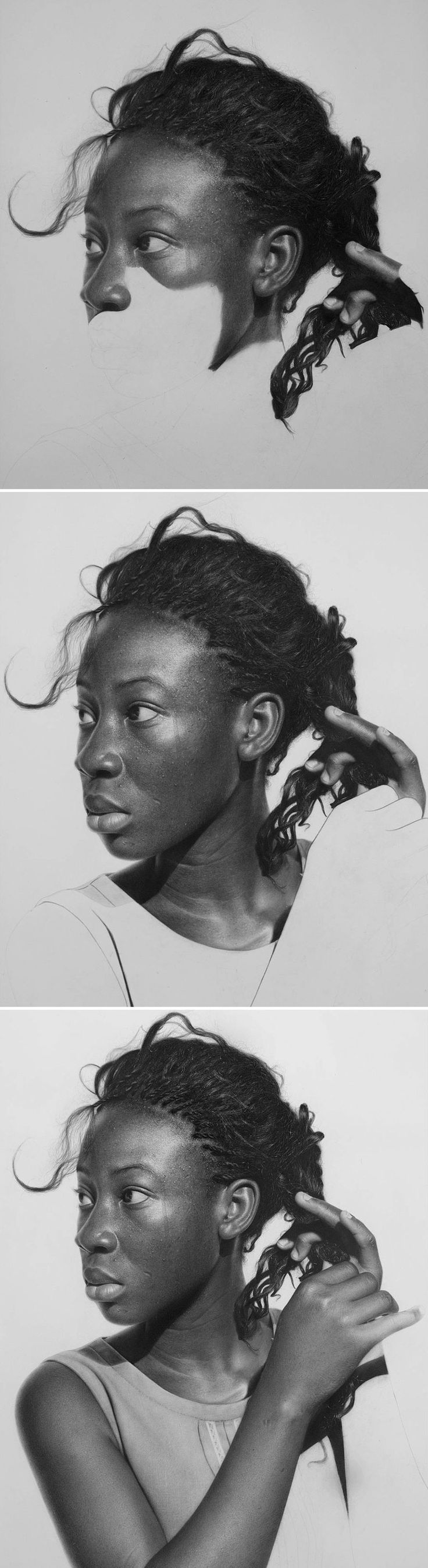 Drawn eiland realistic By Portraits Pencil best on