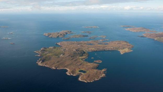 Drawn eiland tanera mor Tanera Summer BBC effort New