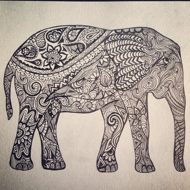 Drawn animl pattern Drawing patterns paisley patterns Search
