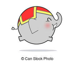 Thai clipart thailand elephant Elephant Drawingby Thai Illustrations and