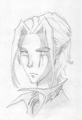 Drawn elf Elf Design Elf Art BBC