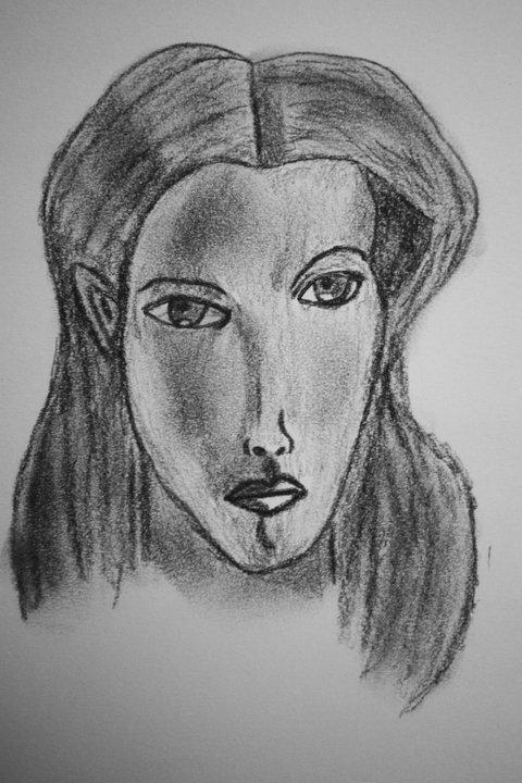 Drawn elf Badly BookZombie Drawn Badly by