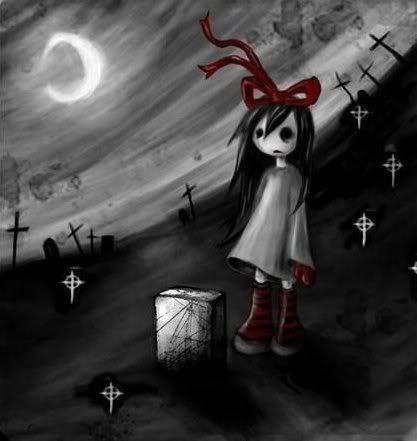 Drawn sad gothic Emo Sostoned on 79 images