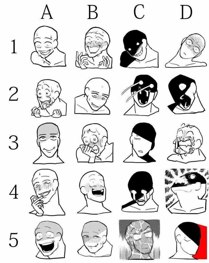 Drawn expression Ok? ideas you 20+ Cool