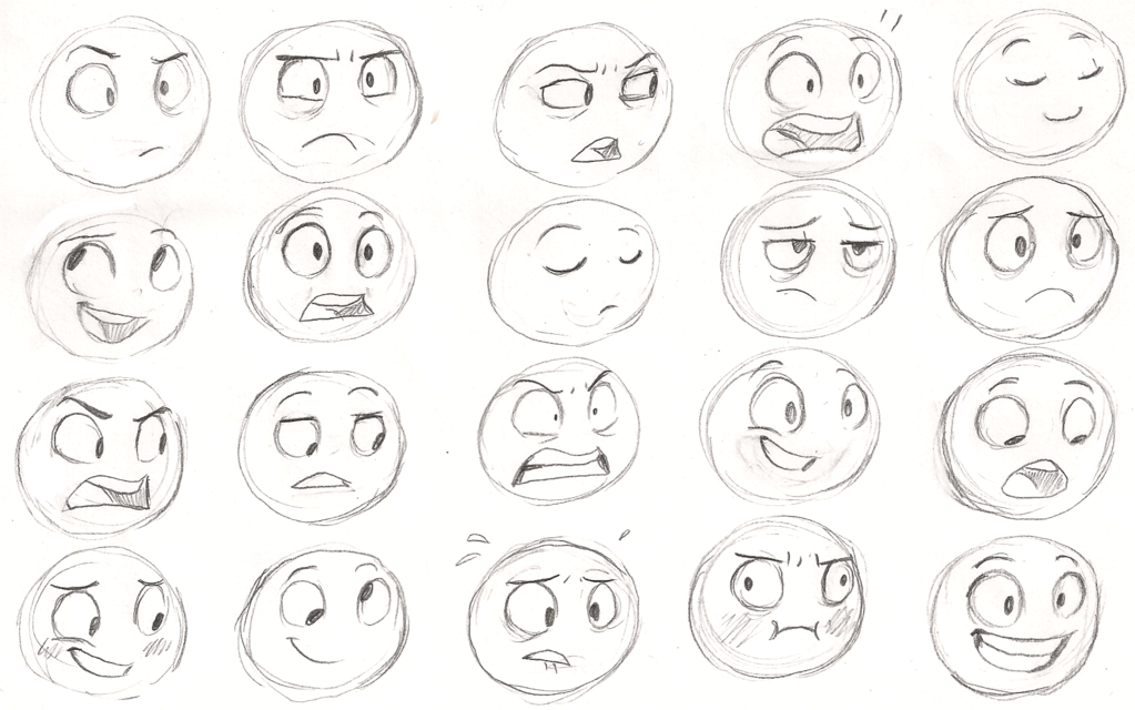 Drawn expression By @deviantART Expressions deviantart Expressions