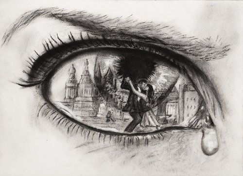 Drawn sad sad eye On drawings Eye Best