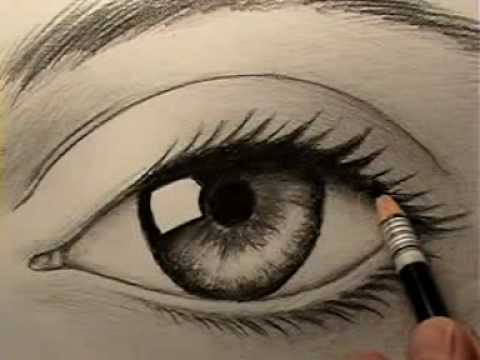 Drawn eye Draw Eye to  YouTube