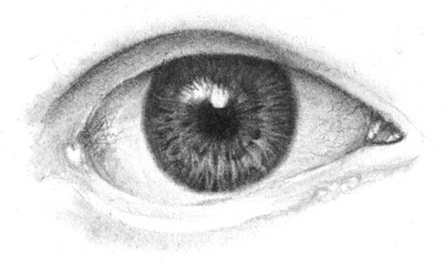 Drawn eye Tutorial Human drawing OnlyPencil pencil