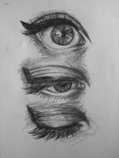 Drawn eye closed Behind best Pinterest closed eye